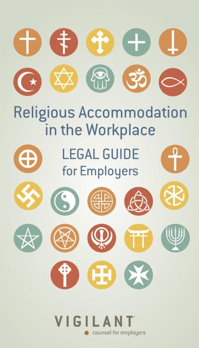 Religious Accommodation in the Workplace Legal Guide