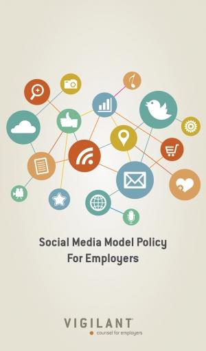 Social Media Policy logo