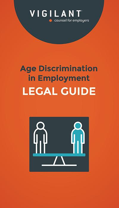 Age Discrimination in Employment Legal Guide logo